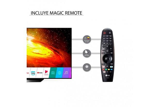 "TV LG 65"" Pulgadas 164 Cm 65BX OLED 4K-UHD Plano Smart TV4"