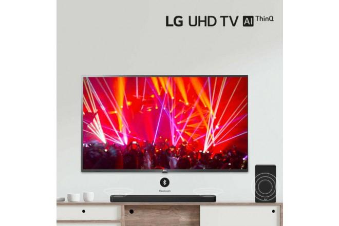 "TV LG 70"" Pulgadas 177 Cm 70UN7100 LED 4K-UHD Plano Smart TV7"