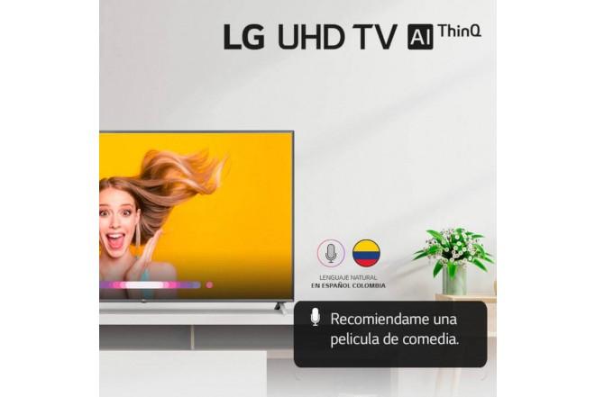 "TV LG 70"" Pulgadas 177 Cm 70UN7100 LED 4K-UHD Plano Smart TV10"