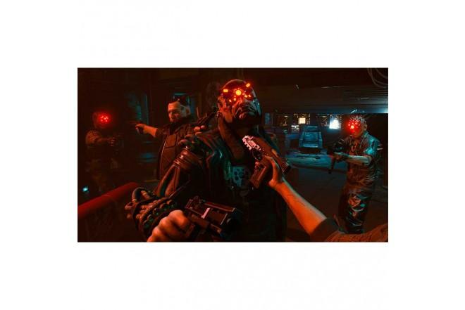 Juego PS4 Cyberpunk 2077 1