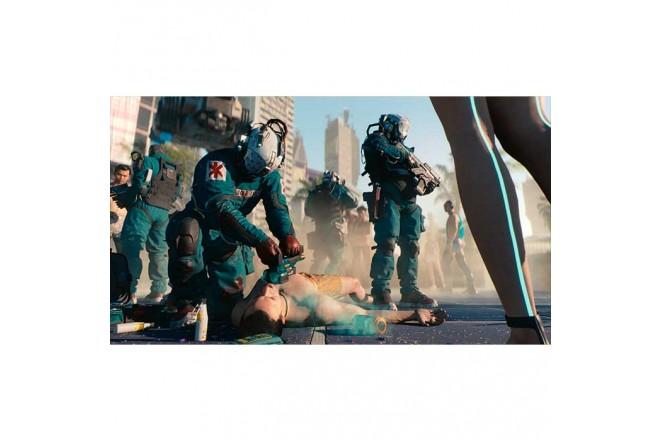Juego PS4 Cyberpunk 2077 3