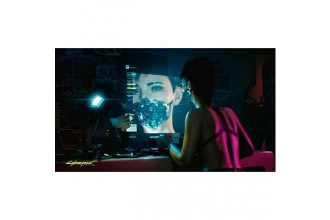 Juego PS4 Cyberpunk 2077 4