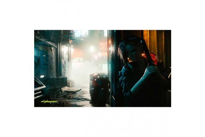 Juego PS4 Cyberpunk 2077 5