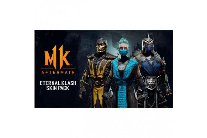 Juego NINTENDO SWITCH Mortal Kombat Aftermath - LATAM 2