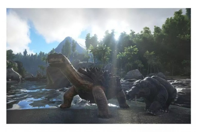 Videojuego PS4 Ark Survival Evolved