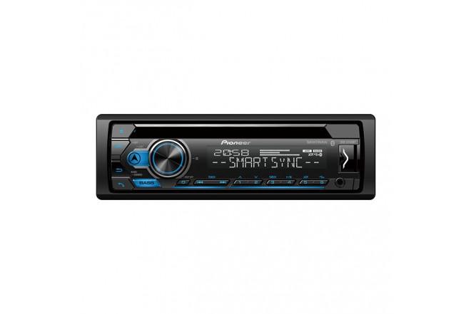 Radio Auto PIONEER 1Din DEH-S4150BT