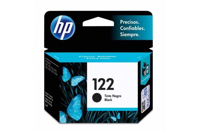 Cartucho de tinta HP 122 negra Original CH561HL