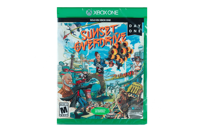 Video Juego XBOX ONE Sunset Overdrive