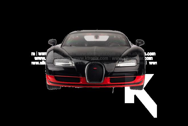 Vehículo R/C Veyron 16.4 Super Sport Red 1:16 RTR