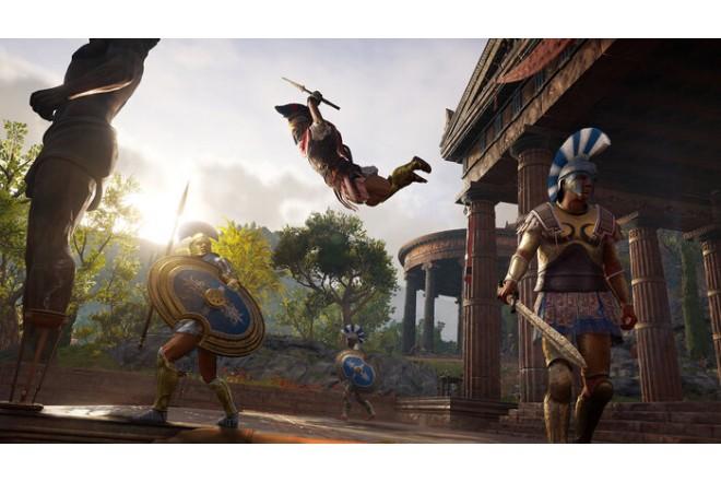 Videojuego PS4 Assasins Creed Odyssey Day 1 -2