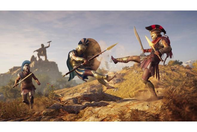Videojuego PS4 Assasins Creed Odyssey Day 1 -5