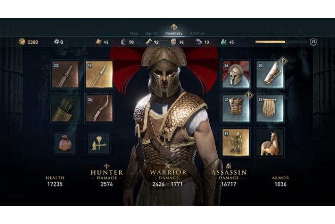 Videojuego PS4 Assasins Creed Odyssey Day 1 -3