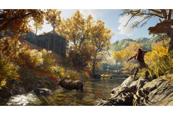 Videojuego PS4 Assasins Creed Odyssey Day 1 -7