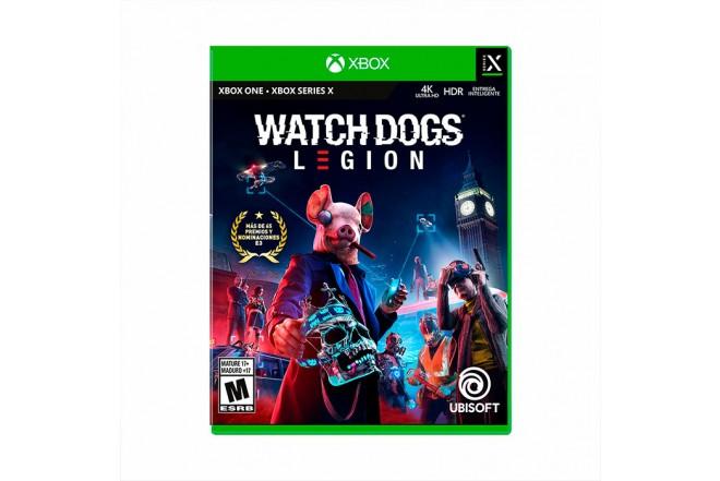 Juego XBOX ONE Watch Dogs Legion 6