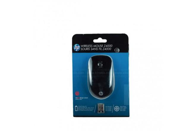 Mouse HP Inalámbrico Z4000 Negro