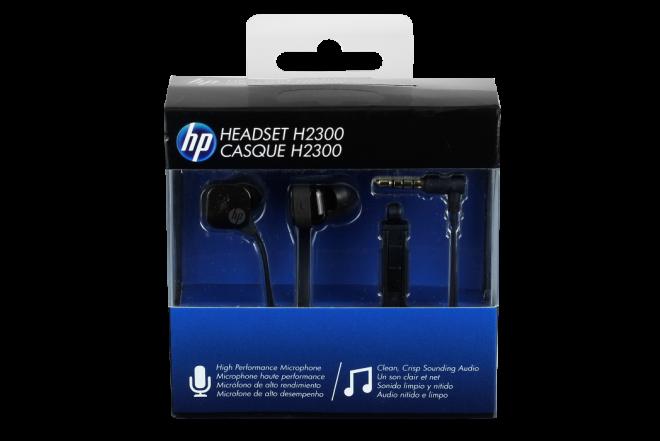 Audifono HP OnEar Alámbrico 3.5 Negro