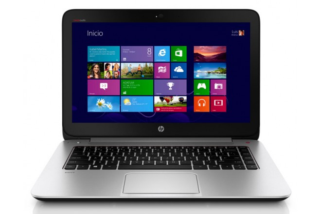 Notebook HP Envy 14-k004la
