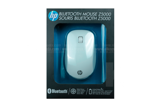 Mouse HP Inalámbrico Sensor Óptico Z5000 Bluetooth
