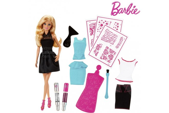 BARBIE Estilos Brillantes CCN12