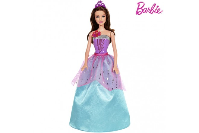 BARBIE Super Princesa CDY62