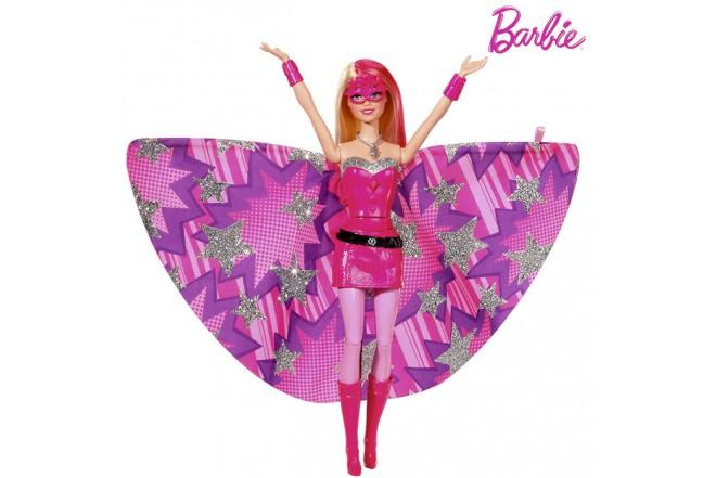 BARBIE Super Princesa Super Heroe CDY61