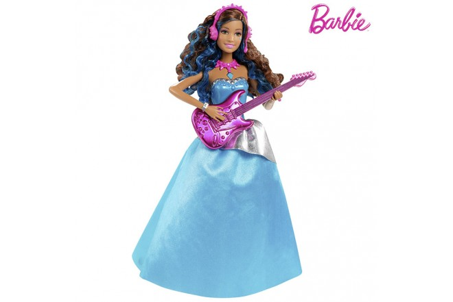 BARBIE Campamento Pop Star