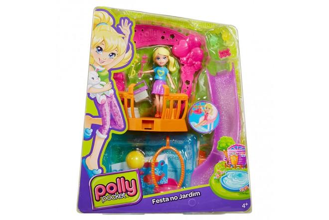POLLY POCKET Piscina Club