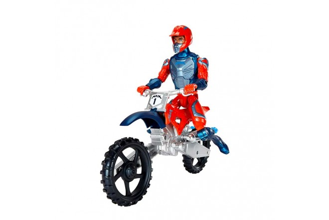 MAX STEEL Moto Transformable
