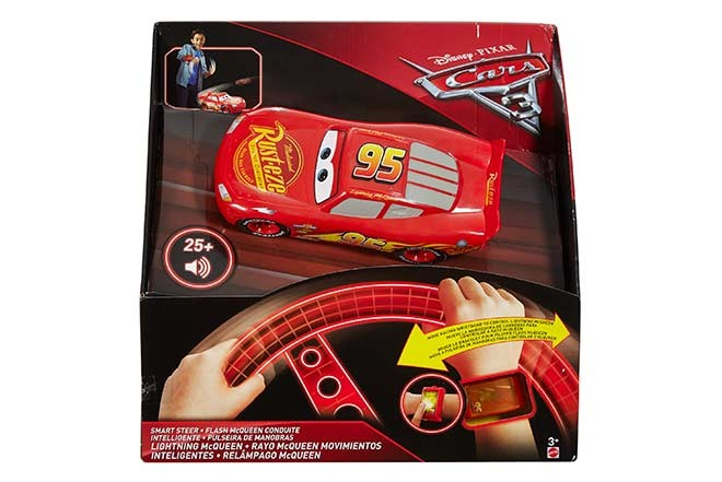 Rayo Pulsera Maniobras De Disney Cars Mcqueen YH29WEDI