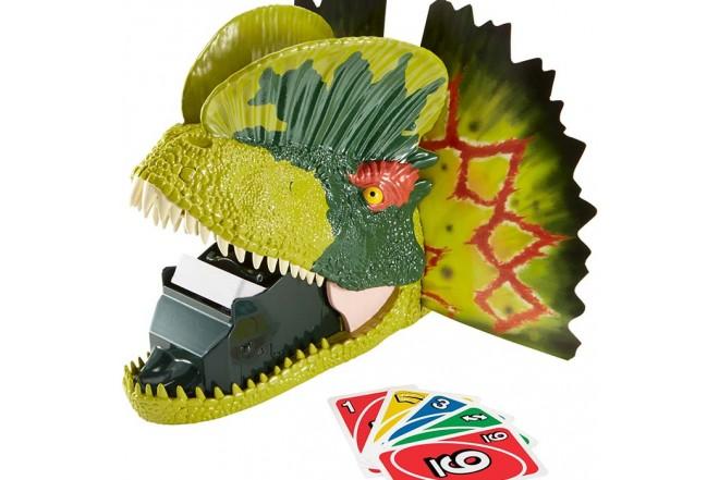 Uno Dino Attack