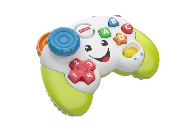 FISHER PRICE control interactivo