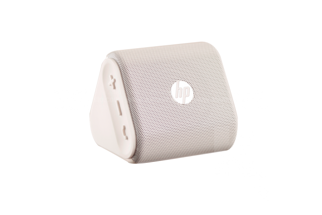 Parlante HP Inalámbrico Roar Mini Bluetooth Blanco