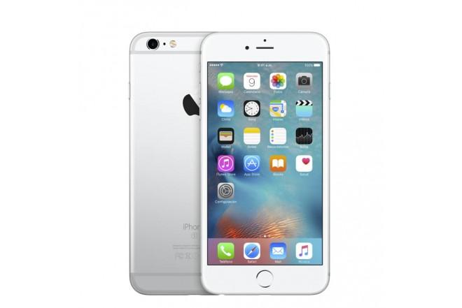 Celular 4G iPhone 6s Plus 128GB Plateado