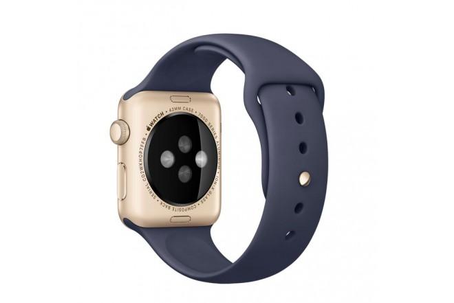 Apple Watch Sport 42M Gold/Blue
