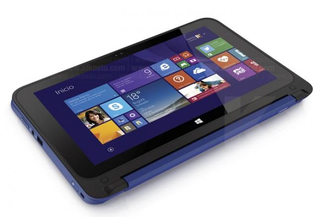 Convertible 2 en 1 HP X360 11-P007