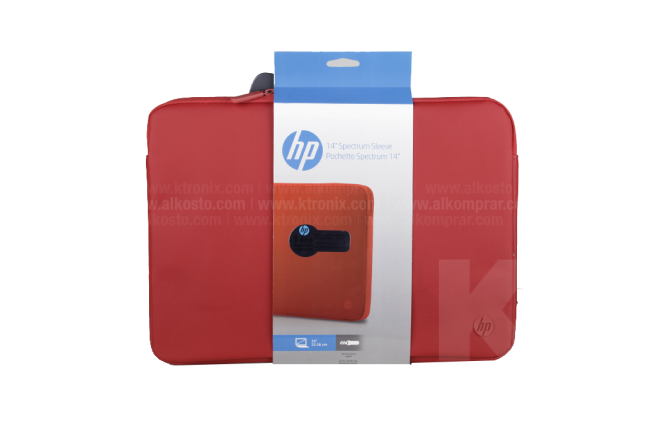 "Funda HP 14"" Spectrum Roja"