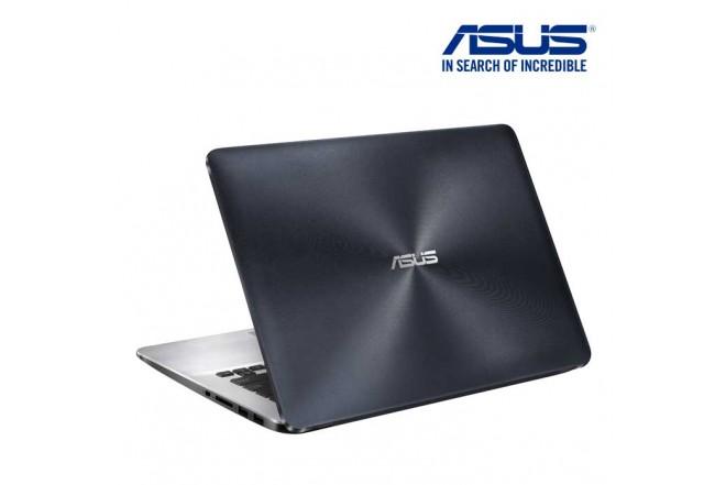 """Portátil ASUS F302LA 13.3"""" Core™ i3 Negro"""