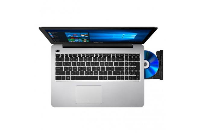 """Portátil ASUS K556UQ Core i7 15"""" Negro"""