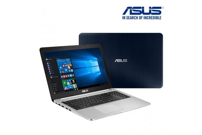 "Portátil ASUS K501LX Core i5 15"" Azul - Gamers"