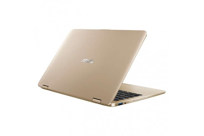 "Convertible 2 en 1 ASUS TP203NAH Pentium 11.6"" Dorado"