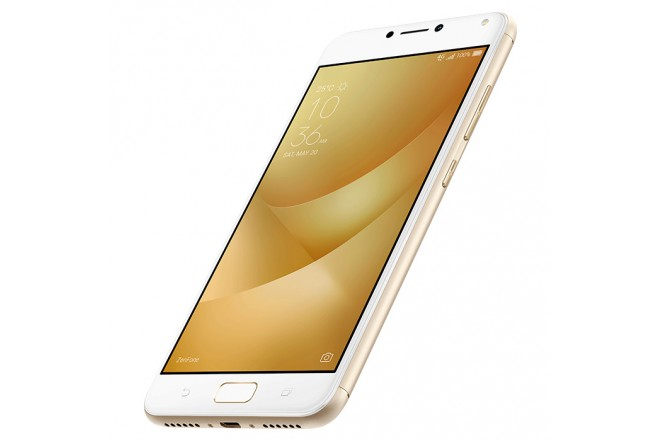 """Celular Libre ASUS Zenfone 4 Max 5.2"""" DS Dorado 16GB 4G"""