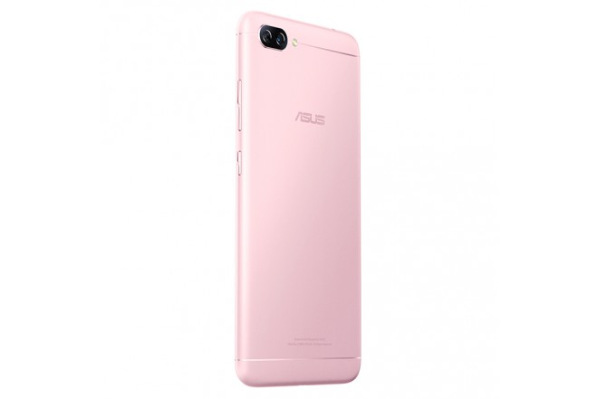 "Celular Libre ASUS Zenfone 4 Max 5.2"" DS Rosado 16GB 4G"