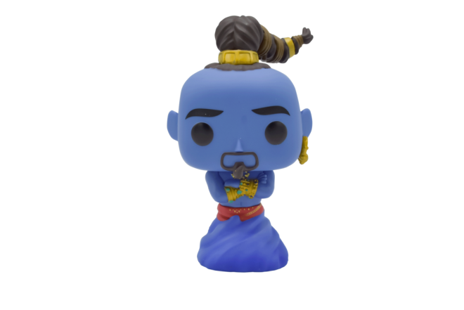 Funko POP Disney Aladdin Genie-4