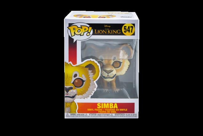 Funko POP Disney Lion King Simba-5