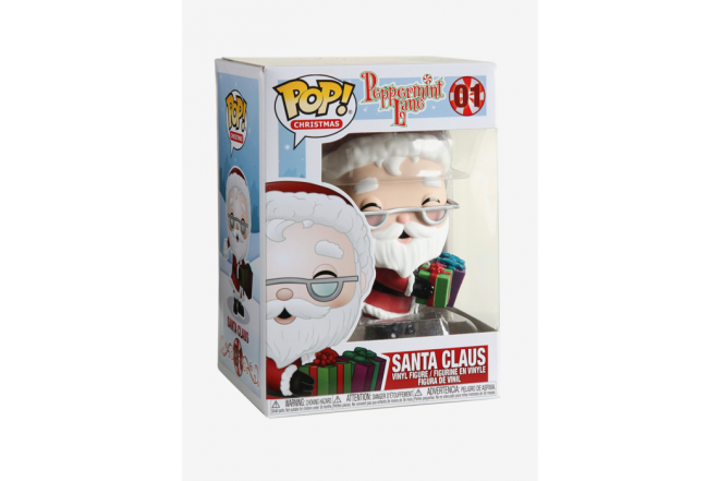 Funko POP Funko Holiday Santa Claus-3