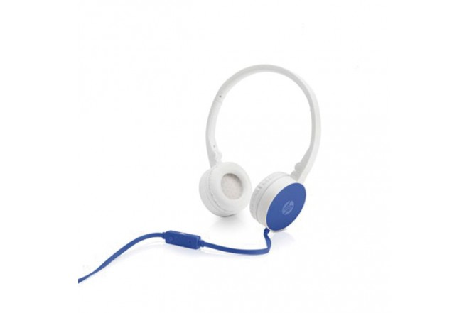 Audífono HP Alámbrico On Ear H2800 - Azul