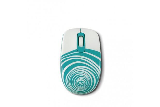 Mouse HP Inalámbrico Láser Z3600 ZigZag