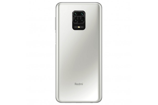 Combo XIAOMI REDMI NOTE 9S 128GB Blanco + Mi Band 4_1