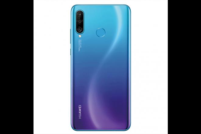 Celular HUAWEI P30 Lite 128GB Azul Morado- Peacock Blue_2