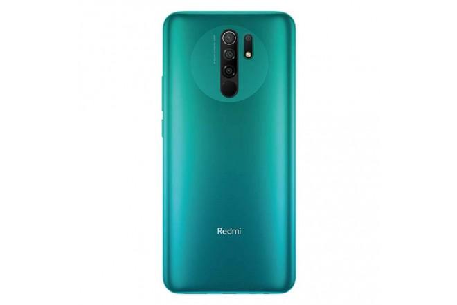 Celular XIAOMI REDMI 9 64GB Verde - Ocean Green + Maleta_4